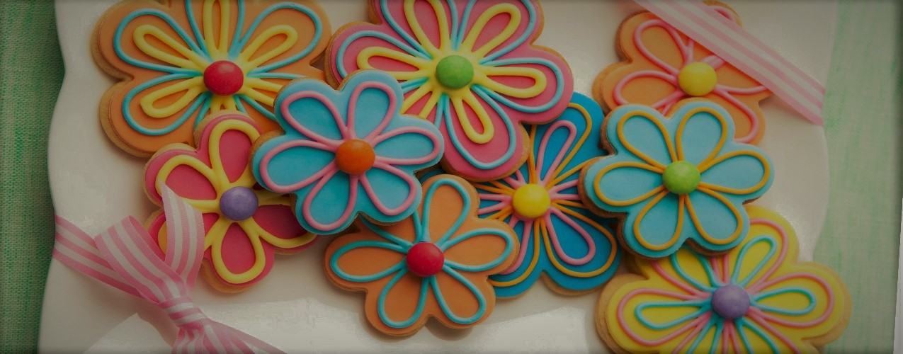 Virágos kert élménye a konyhában is